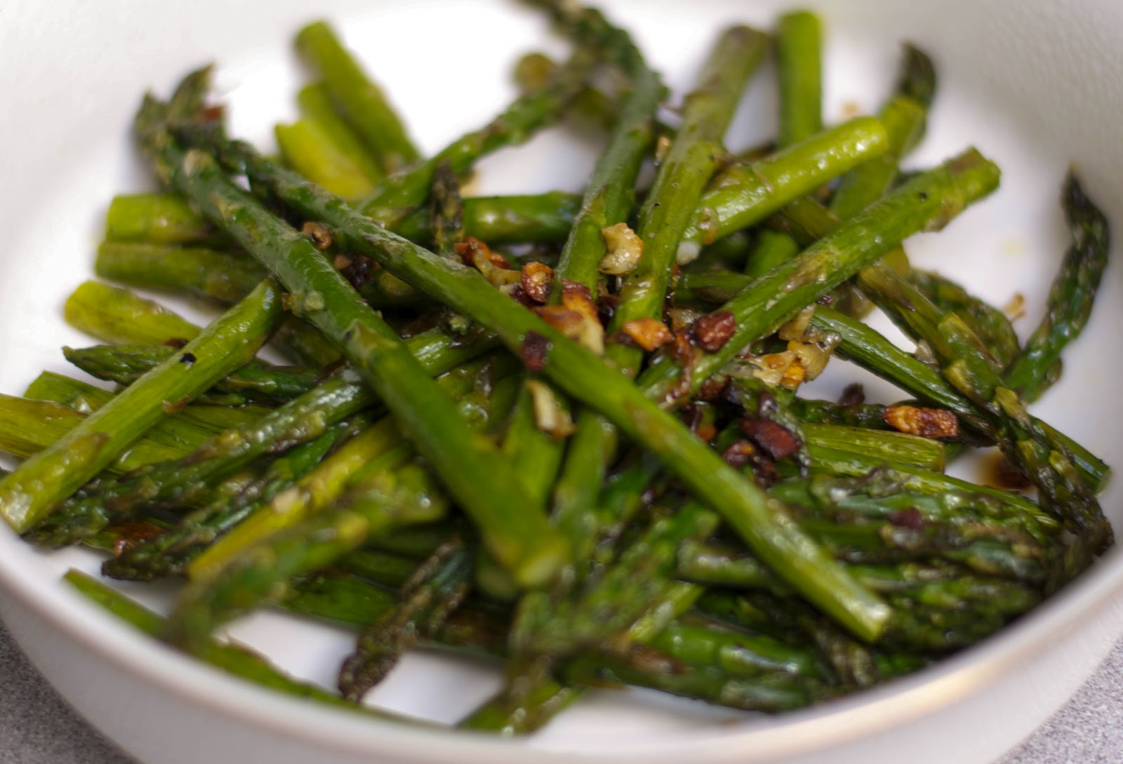 Roasted Asparagus Recipes — Dishmaps