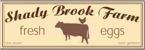 Shady Brook Farm logo