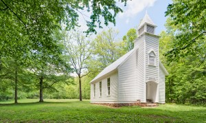 cataloochee-valley-church